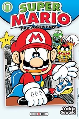 """Afficher """"Super Mario : manga adventures n° 17 Super Mario"""""""