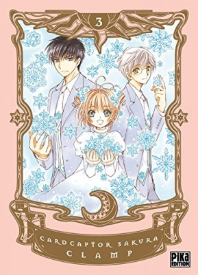 "Afficher ""Card Captor Sakura n° 3 Card captor Sakura"""