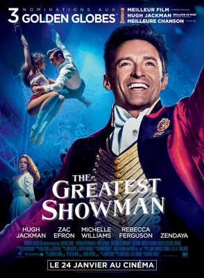 "Afficher ""The greatest showman"""