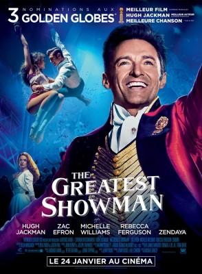 "Afficher ""The Greatest Showman"""