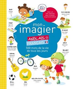 """Afficher """"Mon imagier anglais français"""""""