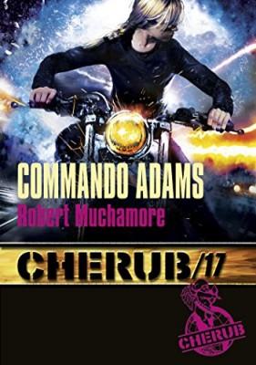 "Afficher ""Cherub n° 17 Cherub 17 - Commando Adams"""