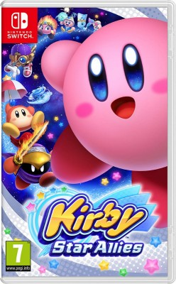 "Afficher ""KIRBY STAR ALlIES"""
