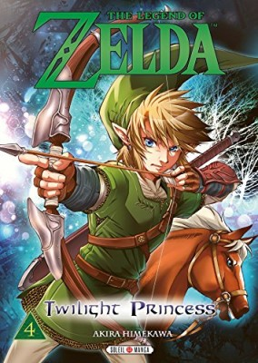 "Afficher ""La Légende de Zelda n° 4 Twilight princesse, 4"""