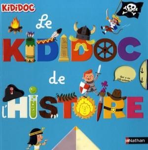 """Afficher """"Le kididoc de l'histoire"""""""
