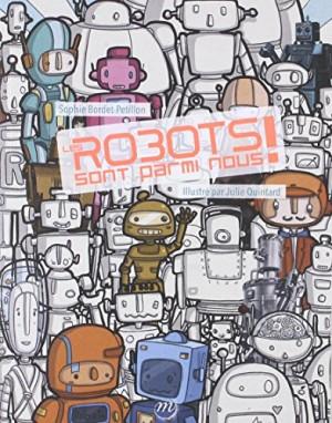 """Afficher """"Les robots sont parmi nous !"""""""