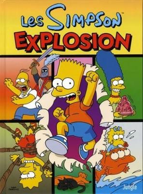 """Afficher """"Les Simpson : explosion n° 1 Les Simpson"""""""