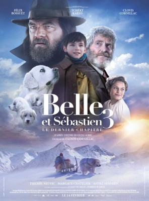 """Afficher """"Belle et Sébastien 3 : Le Dernier Chapitre"""""""