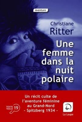 """Afficher """"Une Femme dans la nuit polaire"""""""