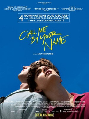 vignette de 'Call me by your name (Luca Guadagnino)'