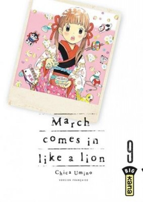 "Afficher ""March comes in like a lion."""