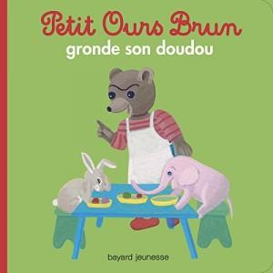 """Afficher """"Petit Ours Brun gronde son doudou"""""""