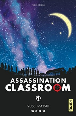 "Afficher ""Assassination Classroom n° 21 Tome 21"""