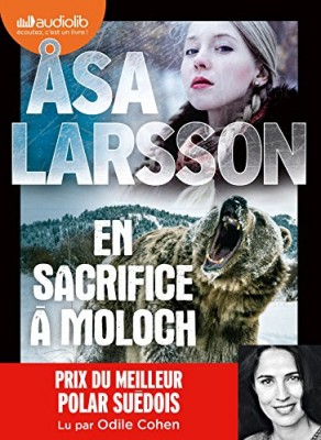 """Afficher """"Les enquêtes de Rebecka Martinsson En sacrifice à Moloch"""""""
