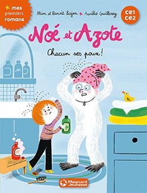 """Afficher """"Noé et Azote n° 12 Chacun ses poux !"""""""