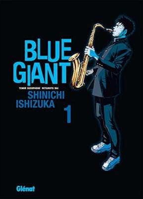 vignette de 'Blue Giant - série en cours n° 1<br /> Blue giant 1 (Shin'ichi Ishizuka)'