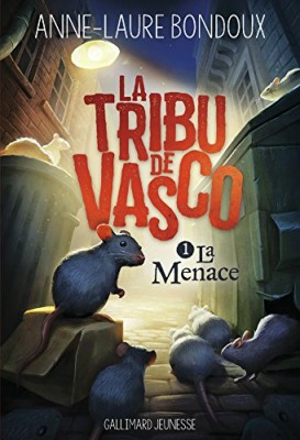 "Afficher ""La tribu de Vasco n° 1 La menace"""
