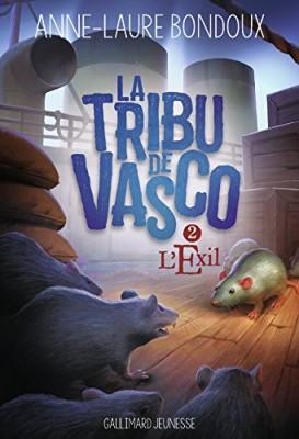 "Afficher ""La tribu de Vasco n° 2 L'exil"""
