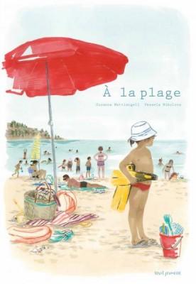 """Afficher """"A la plage"""""""
