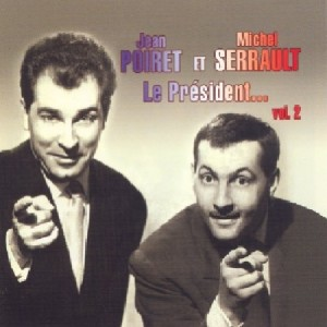 "Afficher ""Jean Poiret et Michel Serrault"""