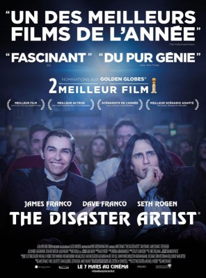 "Afficher ""The disaster artist"""