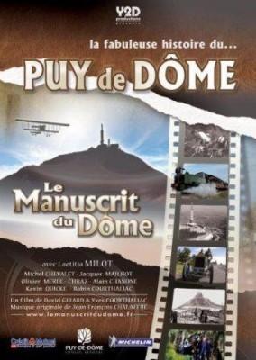"""Afficher """"Le manuscrit du Dôme"""""""