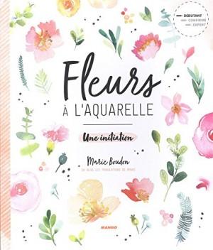 """Afficher """"Fleurs à l'aquarelle"""""""