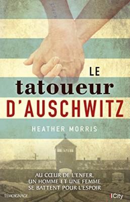 vignette de 'Le tatoueur d'Auschwitz (Heather Morris)'