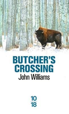 vignette de 'Butcher's crossing (John Edward Williams)'