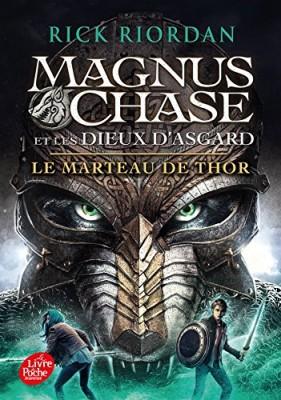"""Afficher """"Magnus Chase et les Dieux d'Asgard n° 2 Le marteau de Thor"""""""