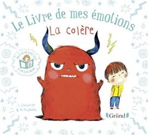 """Afficher """"Le livre de mes émotions La colère"""""""