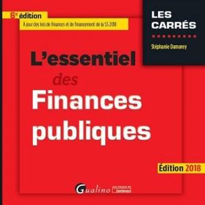"""Afficher """"L'essentiel des finances publiques"""""""