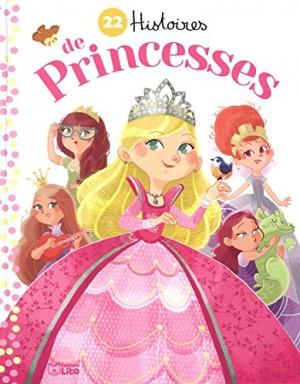 """Afficher """"22 histoires de Princesses"""""""