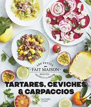 "Afficher ""Tartares, ceviches & carpaccios"""