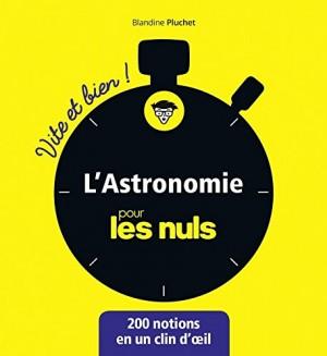 """Afficher """"astronomie pour les nuls (L')"""""""