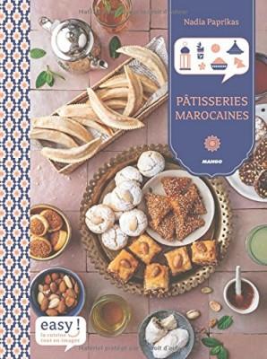 vignette de 'Pâtisseries marocaines (Nadia Paprikas)'