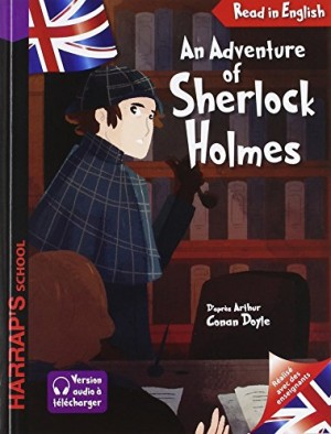 """Afficher """"An Adventure of Sherlock Holmes (Harrap's Read in English)"""""""