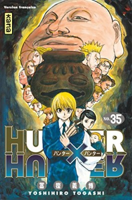 "Afficher ""Hunter x Hunter n° 35"""