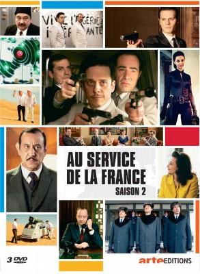 Couverture de Au service de la France n° 2 Au service de la France - Saison 2