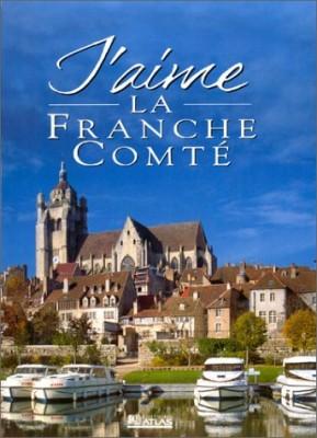 """Afficher """"J'aime la Franche-Comté"""""""