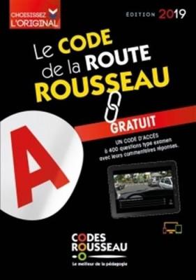 """Afficher """"Code de la route Rousseau"""""""