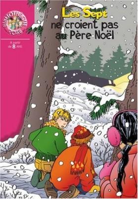 """Afficher """"Les Sept ne croient pas au Père Noel"""""""