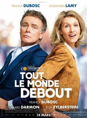 """Afficher """"Tout le monde debout DVD"""""""