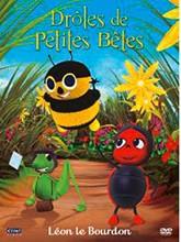 """Afficher """"Drôles de petites bêtesDrôles de petites bêtes : Léon le bourdon"""""""
