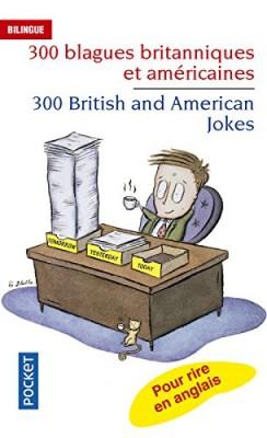 """Afficher """"300 blagues britanniques et américaines"""""""