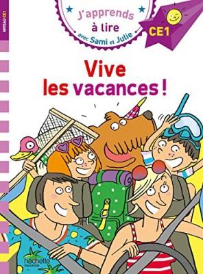 """Afficher """"J'apprends à lire avec Sami et Julie Vive les vacances !"""""""