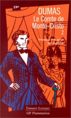 "Afficher ""Le comte de monte cristo n° 2/2 Le comte de Monte-Cristo"""