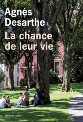vignette de 'La chance de leur vie (Agnès Desarthe)'