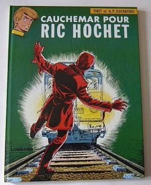 """Afficher """"Ric Hochet n° 13 Cauchemar pour Ric Hochet"""""""