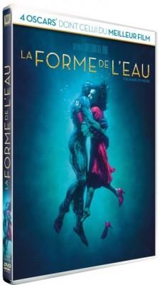 vignette de 'La forme de l'eau (Guillermo del Toro)'